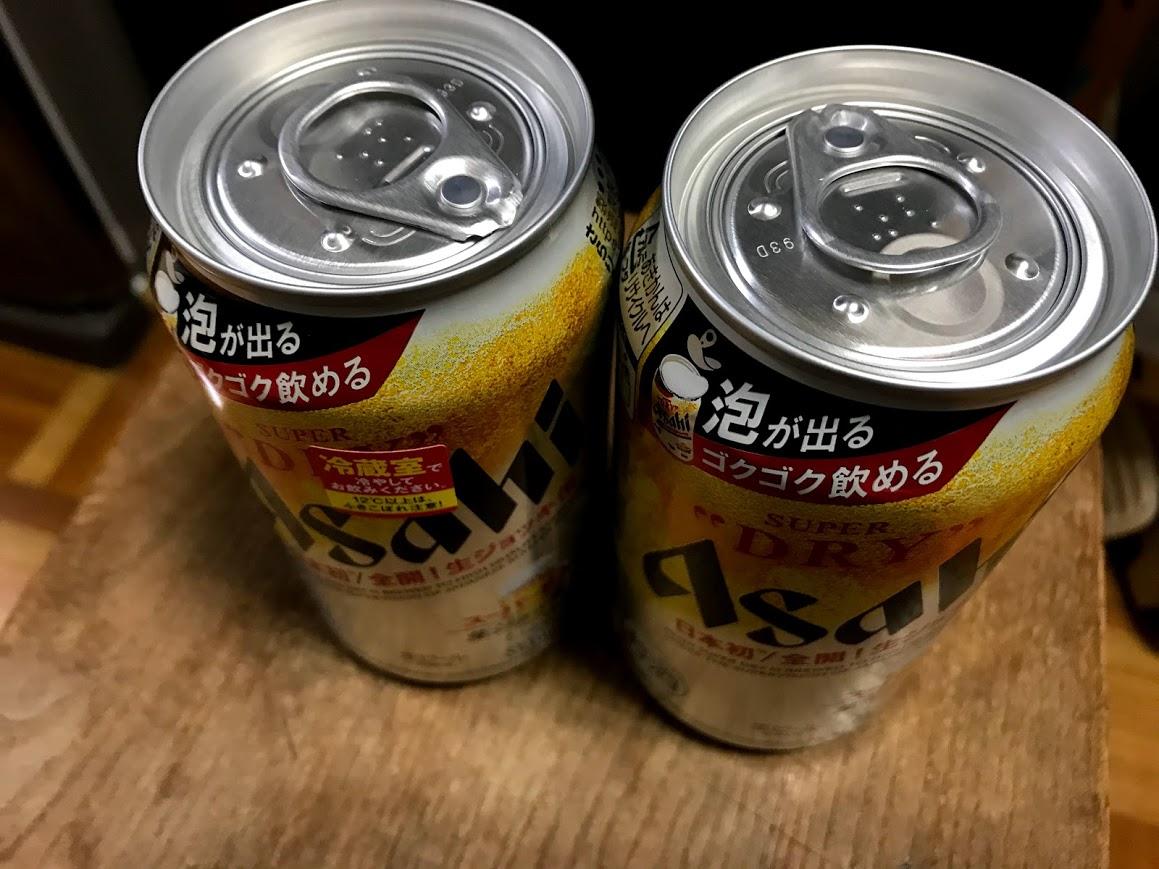 アサヒ生ジョッキ缶